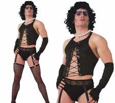 Frank N Furter Rocky Horror Picture Show Déguisement Halloween Hommes