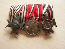 portee  3  medailles  allemandes  ww1