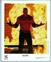 WWE KANE P-915 OFFICIAL LICENSED AUTHENTIC ORIGINAL 8X10 PROMO PHOTO VERY RARE