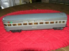 Marx O Scale NYC Meteor Observation  Car 2 Tone Gray (B)