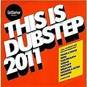 V/A, THIS IS DUBSTEP 2011, SEALED 40 TRACK 2 x CD ALBUM FROM 2011
