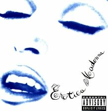MADONNA erotica (CD album) dance-pop, downtempo