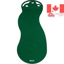 SKLZ Putting Green 3-Feet by 9-Feet - Par Three Indoor Putting Mat Emulates R...