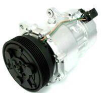 A/C Compressor Fits Audi & Volkswagen Models OEM SD7V16 77554