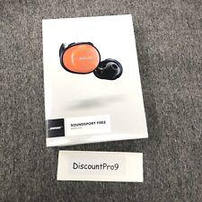Bose SoundSport Free - True Wireless In-Ear Earbuds with Microphone - Orange