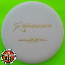 New Prodigy 350G Pa-3 174g (putt and approach, white)