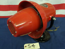 "NEW Federal Sign and Signal Model PD ""PULSATOR"" Siren 12 Volt"
