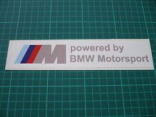 BMW Motorsport Stickers Pair 150mm