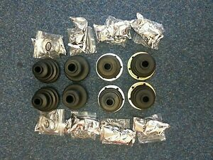 Ford Escort RS Cosworth CV Boot Set Front and Rear