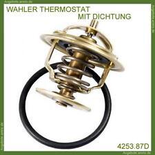 WAHLER THERMOSTAT 4253.87D 425387D AUDI 80 90 1.6 1.9 D TD TDi MULTICAR M25 M26