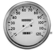 SPEEDOMETER 1936 FACE 2:1 RATIO FITS HARLEY 1947-1984