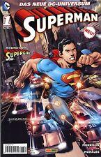 Superman (2012) #1 (tedesco) BAM-Variant D Prima Edizione Panini domenica immagine