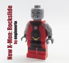 LEGO Custom --- New X-Men Rockslide --- Marvel Super heroes minifigures