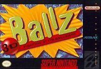 Ballz! (Super Nintendo) SNES