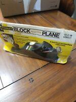 RARE..  NEW. Vintage Stanley Block Plane. Still Sealed..  13-320 (220D)