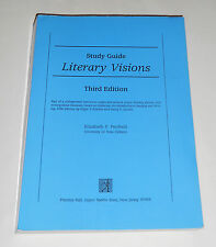Literary Visions Study Guide (Third Edition) 1998 Elizabeth F. Penfield