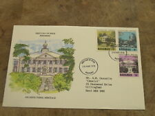 1978 Bahamas  First Day Cover / FDC - Architectural heritage