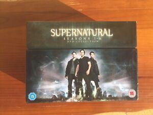 Season 1-6 Supernatural Box Set