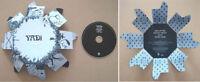 YADI Guillotine 2012 UK 4-trk promo CD in fold-out sleeve