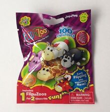 New FlipaZoo Minis Series 1 Mystery Blind Bag Miniature Animals Figurine Gift