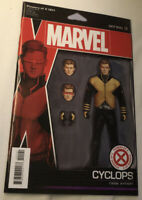 POWERS OF X 2019 #1 Jonathan Hickman ACTION FIGURE VARIANT COVER X-MEN & BAGGED