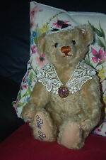 RARE Steiff Vintage Antique Old  Teddy Bear Limited Edition - Betsy Ross