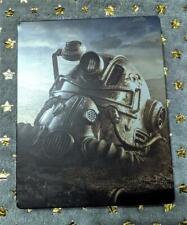 Fallout 76 Steel Book Power Armor Version Best Buy
