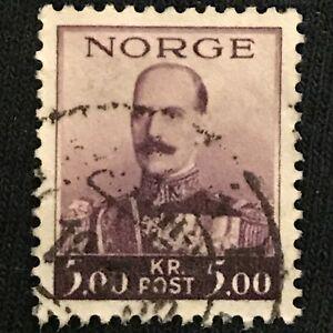 Norway SC #180 Used 1938