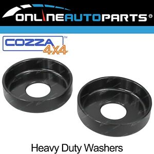 Radius Arm Washers suits Nissan Patrol GQ Y60 GU Y61 - Heavy Duty Front