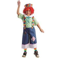 Boy Rainbow Rag Costume By Dress up America