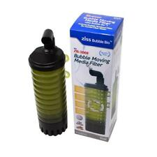ZissAqua Bubble Bio Aquarium Internal Fish Tank Filter Moving Media ZB-200F-300F