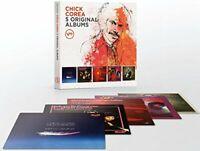 Chick Corea - 5 Original Albums [CD]