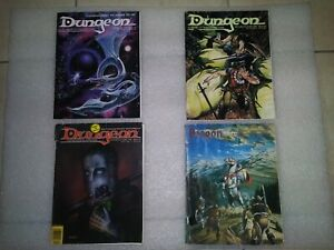 Dungeon and Dragon Magazine LOT and Temple of Elemental Evil Folio TSR