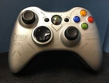 Official Microsoft Xbox 360 Wireless Halo Reach Limited Edition Controller