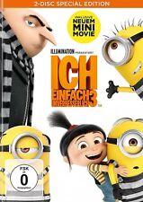Ich - Einfach unverbesserlich 3 - 2-Disc Special Edition (Minions) # 2-DVD-NEU