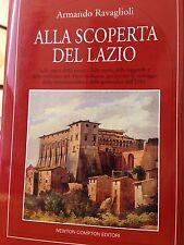 1995 ARMANDO RAVAGLIOLI - ALLA SCOPERTA DEL LAZIO - 1 EDIZIONE