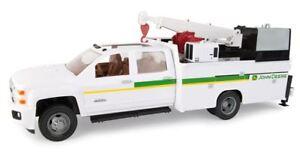 ERTL 1/16 SCALE JOHN DEERE CHEVY SERVICE TRUCK MODEL | BN | 46627