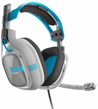 Astro A40 Blue Over the Ear Headsets for Microsoft Xbox One