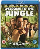 Welcome To The Giungla Blu-Ray Nuovo (8297371)