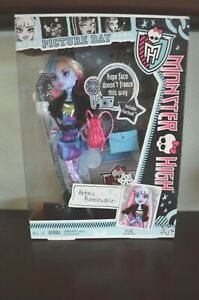 Monster High Abbey Bominable Doll Picture Day