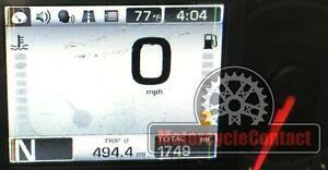 15-16 SPYDER RS-S SM5 SPEEDO SPEEDOMETER DISPLAY GAUGE GAUGES CLOCK CLUSTER TACH