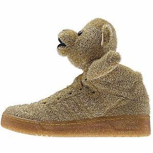 Adidas Originals Jeremy Scott Bear Shoes G96188 Limited Edition