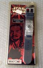 Vintage# Star Wars Ep. 1 Novelty Lcd Watch# Sealed WATCHIT