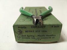 "4"" Pliers Diamond Tools & Horseshoe Co. Copaloy USA"