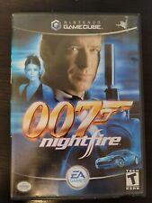 007: NightFire (Nintendo GameCube, 2002) - Complete