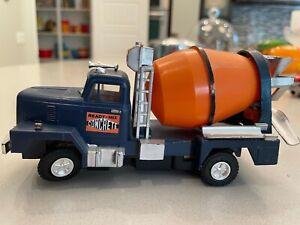 1966 Motorific International Cement Mixer Truck with Motor Ideal Slot