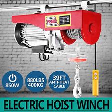Warrior Power Products 400kg 240v Electric Hoist Scaffolding Winch Workshop