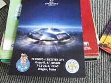 Leicester City Home Team Football European Club Fixtures