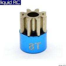 Hot Racing CB208 Blue 32 Pitch 8 Tooth Pinion Gear