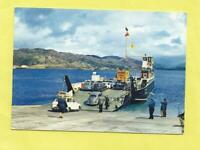 SKYE  FERRY  at  KYLEAKIN   ,   HIGHLAND      ( F18 )